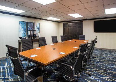 Baymont Inn and Suites Madison WI Board Room Executive Chairs