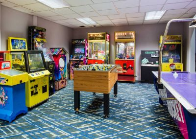Baymont Inn and Suites Madison WI Kids Games Room