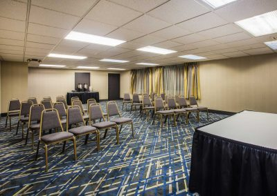 Baymont Inn and Suites Madison WI Meeting Room Theatre Setup