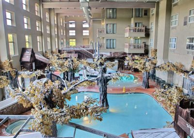 Holiday Inn and Suites Madison WI Crawdaddy Cove Waterpark