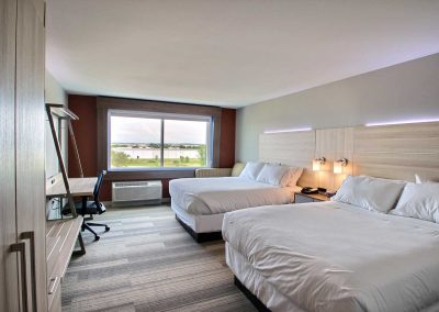 Holiday Inn Express Fond du Lac Two Beds