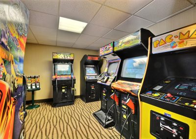 Comfort Inn Fond du Lac Arcade Game Room