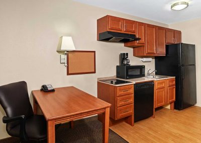 Candlewood Suites Milwaukee Airport ADA Extended Kitchen