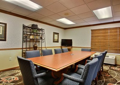 Comfort Inn Fond du Lac Boardroom Chairs