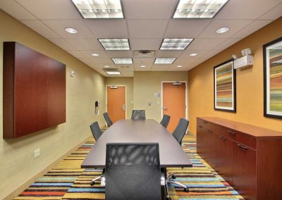 Fairfield Inn and Suites Milwaukee Airport Boardroom Chairs