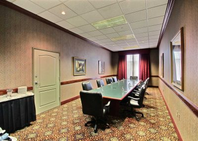 Holiday Inn and Suites Madison WI Boardroom Business Meeting