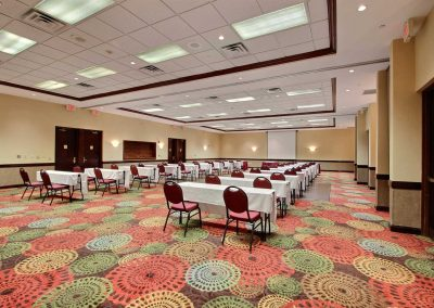 Holiday Inn and Suites Madison WI Conference Room Classroom Setup