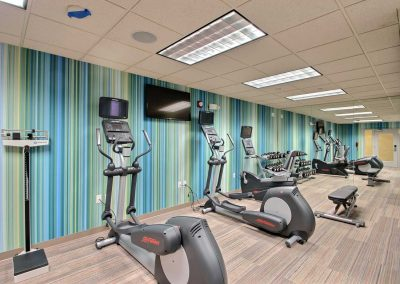 Holiday Inn Express Milwaukee Airport Ellipticals