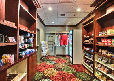 Holiday Inn and Suites Madison WI Gift Shop Convenience Store