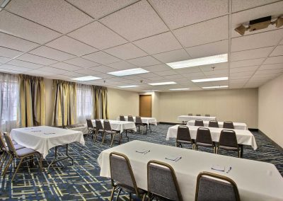 Baymont Inn and Suites Madison WI Meeting Room Classroom Setup