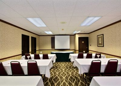 Comfort Suites Appleton Meeting Room Classroom Setup