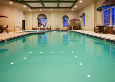 Holiday Inn Express Oshkosh Pool