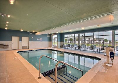 Holiday Inn Express Fond du Lac Pool