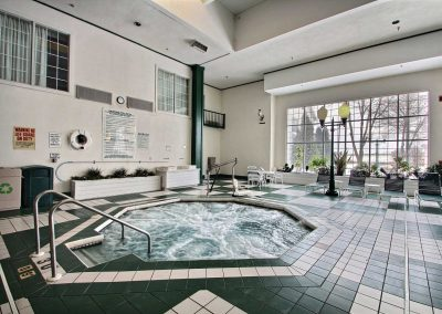 Comfort Suites Appleton Pool Hot Tub Whirlpool