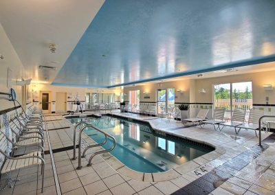 Fairfield Inn and Suites Milwaukee Airport Pool