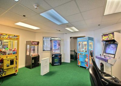 Comfort Suites Appleton Arcade Game Room