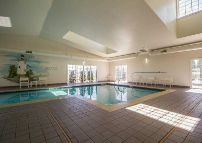 Comfort Inn Fond du Lac Pool