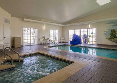 Comfort Inn Fond du Lac Pool Whirlpool