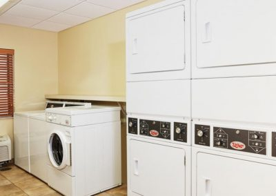 Candlewood Suites Milwaukee Airport Laundry Room washer dryer