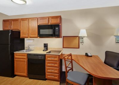 Candlewood Suites Milwaukee Airport Full Kitchen Extended Stay