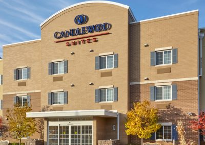Candlewood Suites Milwaukee Airport Exterior Day