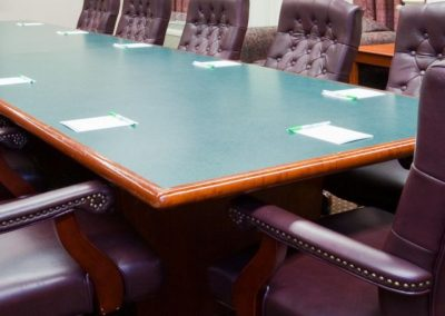 Holiday Inn Fond du Lac Boardroom Executive Chairs