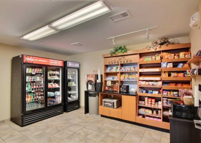 Candlewood Suites Milwaukee Airport Cupboard Convenience Store