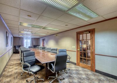 Comfort Suites Milwaukee Boardroom